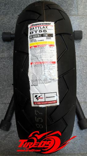 [브릿지스톤 오토바이 타이어]BT56 [190/50-17]