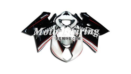 MV 아구스타(F4/1000) 2005-2006 280 오토바이 사제카울 부품