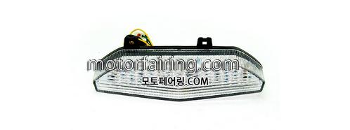 테일라이트/데루등/Kawasaki ZX-6R 2007-2008 Tail Light Clear 30