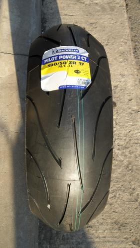 [미쉐린 오토바이 타이어]Pilot® Power 2CT [190/50-17]