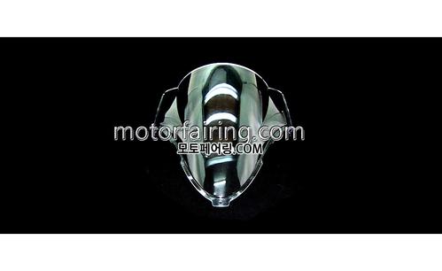 스크린/레이싱/이리듐/클리어/스모그/Suzuki Hayabusa GSX1300R 99-07 Clear 15
