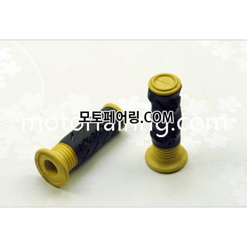튜닝그립 XH4056 옐로우+블랙색상