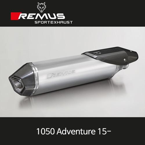 레무스 KTM 1050어드벤처(15-) 슬립온 카본가드/스테인레스 핵사곤 아크라포빅 EEC