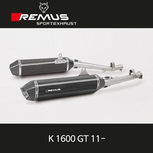 레무스 BMW K1600GT(11-) 핵사곤 카본 EEC 슬립온 아크라포빅
