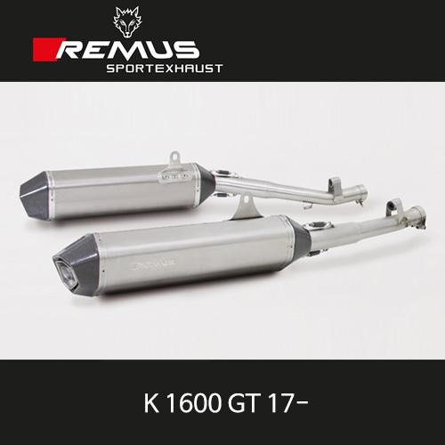 레무스 BMW K1600GT(2017-) 핵사곤 좌/우 티탄 EC 54mm 슬립온 아크라포빅