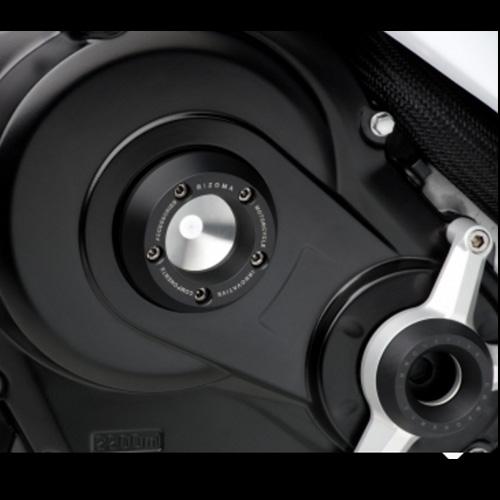 리조마 SUZUKI GSX R600 (2008 - 2010) Clutch register cover with safety guard