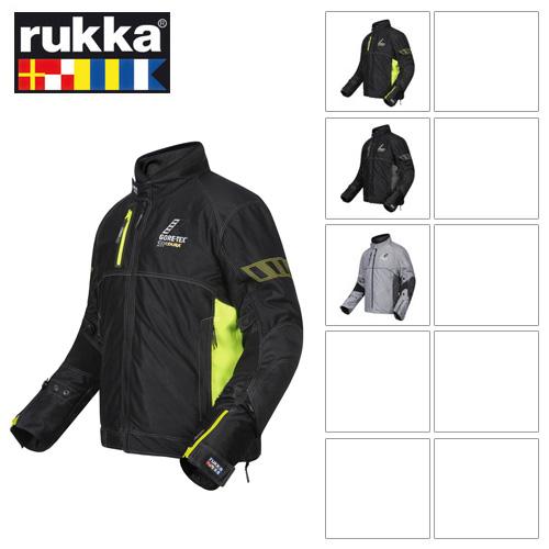 [루카 오토바이 자켓 용품]Rukka AiRock 2in1 Gore-Tex (Black/Anthracite)