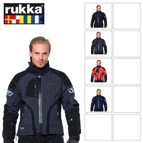 [루카 오토바이 자켓 용품]Rukka Romeo GORE-TEX® Jacket (Black)