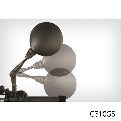 분덜리히 G310GS ERGO sport foulding mirror round