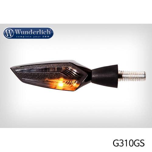 """분덜리히 G310GS Motogadget """"m-Blaze Edge"""" indicator - left - black"""