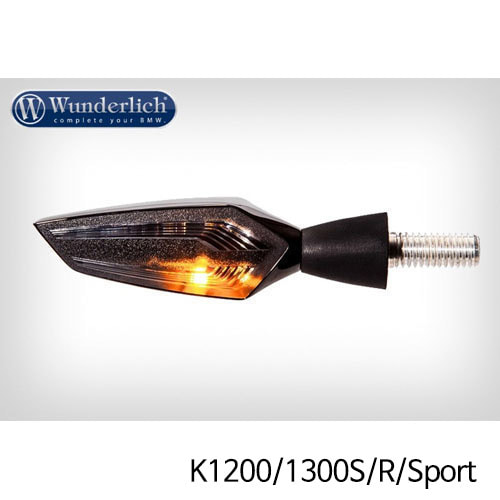 """분덜리히 K1200/1300S/R/Sport Motogadget """"m-Blaze Edge"""" indicator - left - black"""
