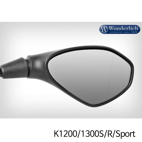분덜리히 K1200/1300S/R/Sport Mirror glass expansion ?SAFER-VIEW- right - chromed