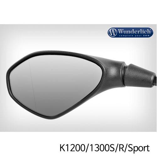 분덜리히 K1200/1300S/R/Sport Mirror glass expansion ?SAFER-VIEW- left - chromed