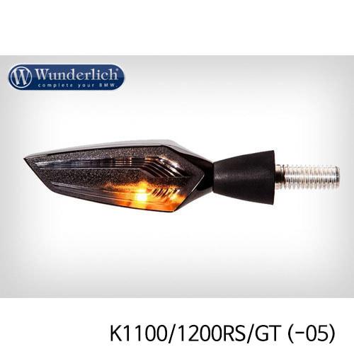 """분덜리히 K1100/1200RS/GT (-05) Motogadget """"m-Blaze Edge"""" indicator - left - black"""