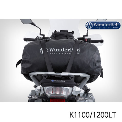 분덜리히 K1100/1200LT Rack Pack bag Edition - black