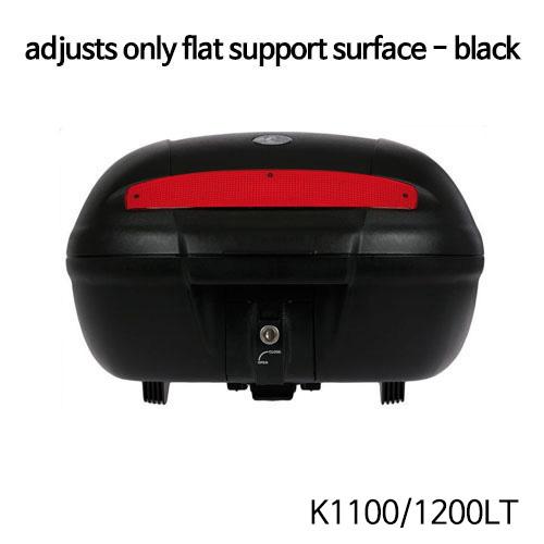 분덜리히 K1100/1200LT Top Case TC 50 with adapter plate   adjusts only flat support surface - black