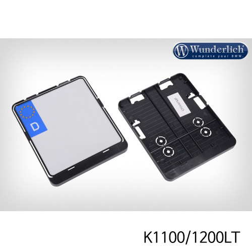 분덜리히 K1100/1200LT Number Plate Holder
