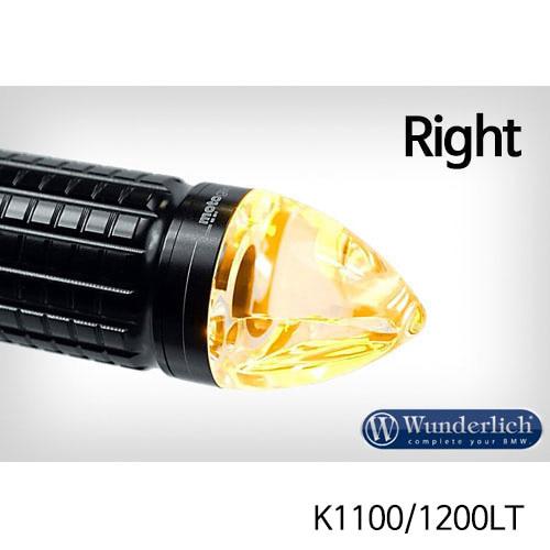"""분덜리히 K1100/1200LT Motogadget """"m-Blaze cone"""" indicator - right - black"""