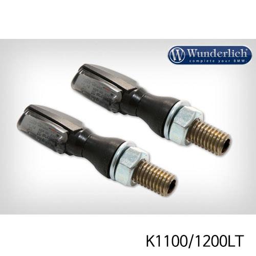 분덜리히 K1100/1200LT LED tail light indicator pair SPARK tinted - black