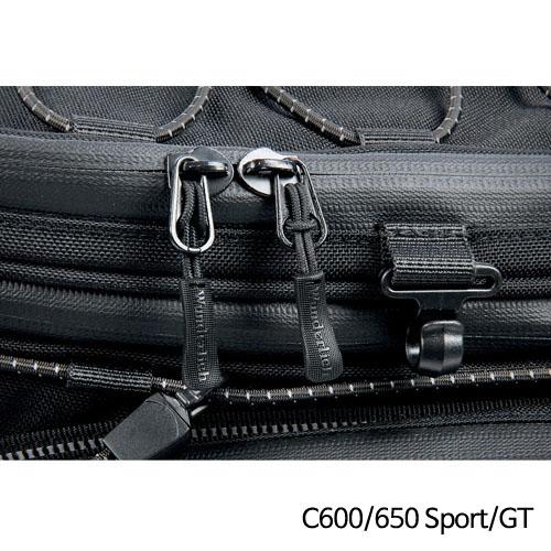 분덜리히 BMW C600/650 Sport/GT Replacement-Zipper - black