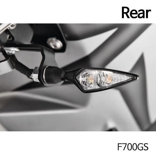 분덜리히 F700GS Kellermann micro Rhombus DF indicator 리어 우측용