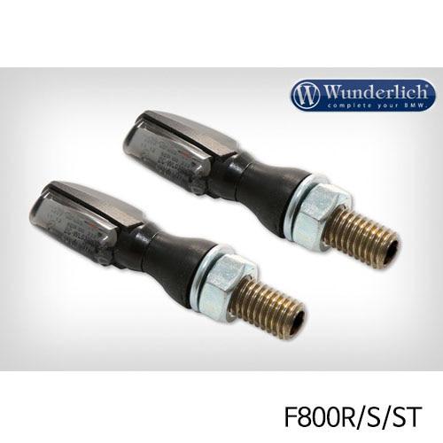 분덜리히 F800R/S/ST LED 깜빡이 pair SPARK tinted 블랙색상