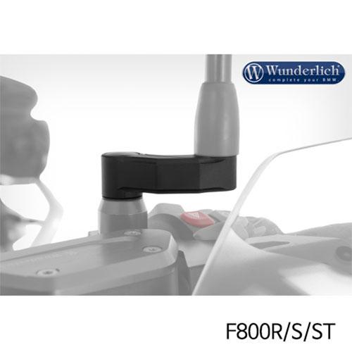 분덜리히 F800R/S/ST 백미러 확장 킷 블랙색상