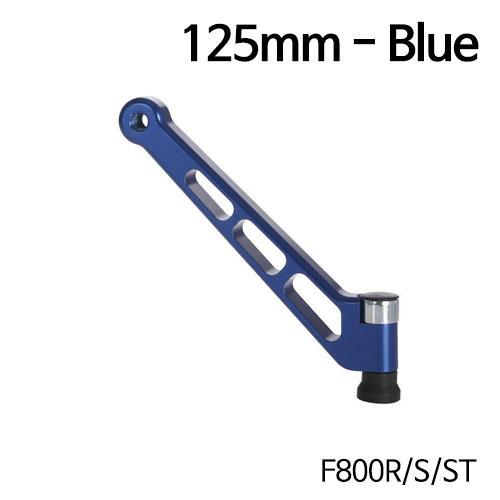 분덜리히 F800R MFW aluminium mirror stem - 125mm 블루색상