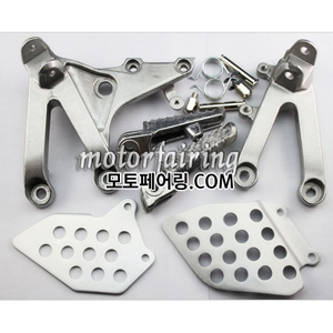 [텐덤스텝]For HONDA CBR1000RR CBR1000 08 09 10 11 Left&Right Passanger Foot Pegs Peg Set Front 75