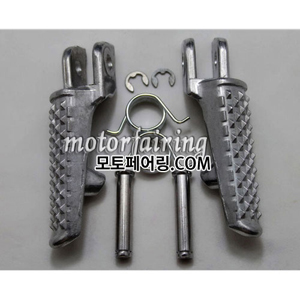 [텐덤스텝]For Honda 03-11 CBR600RR, 04-11 CBR1000RR Front Footrest Foot Pegs Aluminum 25