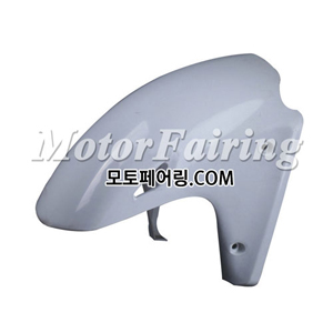 골드윙/튜닝파츠/Front Fender ABS Plastic Unpaint White For Honda GL1800 GOLDWING 2001-2011 70