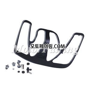 골드윙/튜닝파츠/Chrome Trunk Luggage Rack Goldwing Aluminum For Honda GOLDWING GL1800 2001-2011 85