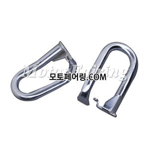 골드윙/튜닝파츠/Chrome Rear Engine Crash Guard Back Set Kit For Honda GOLDWING GL1800 2001-2011 45