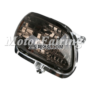 골드윙/튜닝파츠/Smoke Front Turn Signal Lens Shell Cover For Honda Goldwing GL1800 2001-2013 30