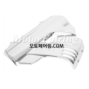 골드윙/튜닝파츠/Chrome Front Brake Pump Fender Covers For Honda GOLDWING GL1800 2006-2011 55