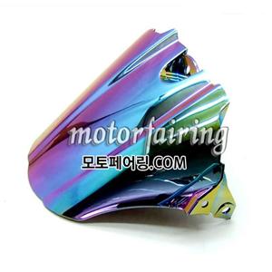 [리어물받이] Suzuki 05-08 GSX-R1000 GSXR1000 GSX-R GSXR 1000 K5 K7 Rear Hugger Fender Chrome 25