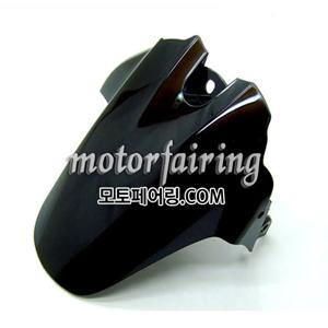 [리어물받이]Suzuki 06-10 GSXR600 GSXR750 GSX-R600 GSX-R750 GSXR Rear Hugger Fender Black 25