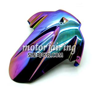[리어물받이]Suzuki 09-11 GSX-R1000 GSXR1000 GSX-R GSXR 1000 K9 Rear Hugger Fender Iridium 35