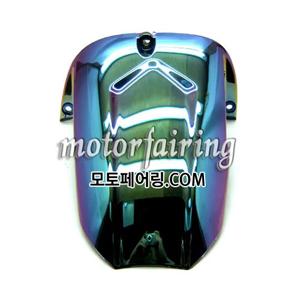 [리어물받이]Yamaha 03-05 YZF-R6 YZFR6 06-09 YZF-R6s YZFR6s YZF Rear Hugger Fender Iridium 35