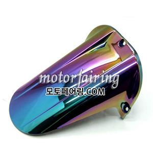[리어물받이]Yamaha 2000-2001 YZF-R1 YZFR1 YZF R1 R1000 Rear Hugger Fender Iridium 35