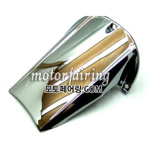 [리어물받이]Yamaha 2002-2003 YZF-R1 YZFR1 YZF R1 R1000 Rear Hugger Fender Chrome 25