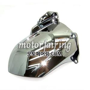 [리어물받이] Yamaha 2007-2008 YZF-R1 YZFR1 YZF R1 R1000 Rear Hugger Fender Chrome 35