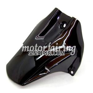 [리어물받이] Honda 2004-2007 CBR1000RR CBR 1000 RR CBR1000 Rear Hugger Fender Black 25