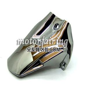 [리어물받이] Honda 2004-2007 CBR1000RR CBR 1000 RR CBR1000 Rear Hugger Fender Chrome 35