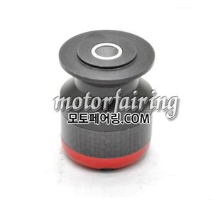 [후크슬라이더]Aprilia RSV Triumph 675 955i Yamaha YZF Billet M6 Swing Arm Spools 02 Red 25