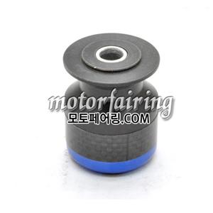 [후크슬라이더]Aprilia RSV Triumph 675 955i Yamaha YZF Billet M6 Swing Arm Spools 02 Blue 25
