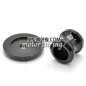 [후크슬라이더]BMW S1000RR Ducati 1098 Honda KTM Suzuki Billet M8 Swing Arm Spools 01 Black 15