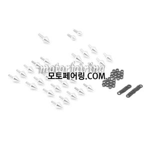 카울볼트 MT215-009 크롬색상