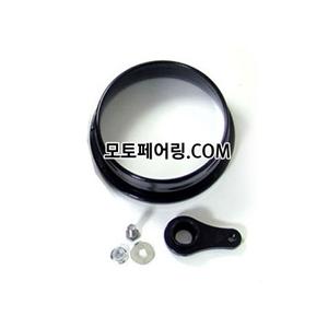 에어필터 어댑터 혼다 TRX-R450/450R(06-07) 블랙컬러