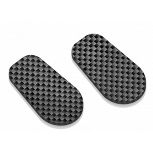 리조마 BMW C600 Sport (2012 - 2015) Front OEM Marker Light Hole Caps